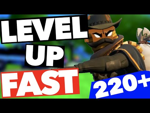 (HD) How to level up fast in fortnite chapter 2 season 4 best: fortnite how to level up fast in season 4