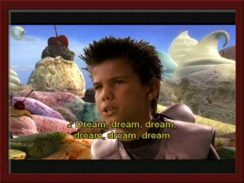 (New) Sharkboy sings max a lullaby