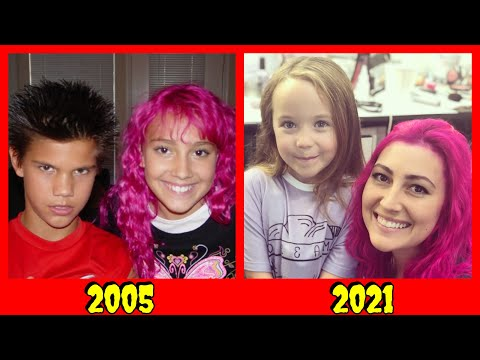 (New) Sharkboy and lavagirl then and now | epic stars