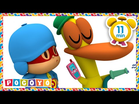 (Ver Filmes) Pocoyo in english- good daily habits with superpocoyo 🐱 | educational videos and cartoons for kids