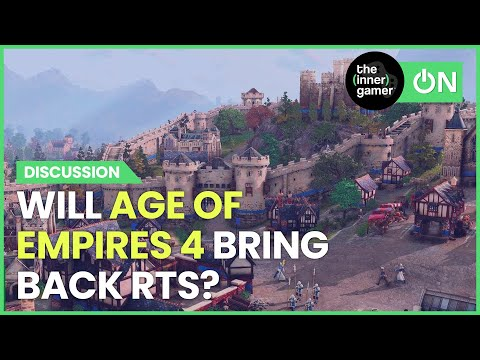 (New) Age of empires 4 gameplay reveal: will rts come back?