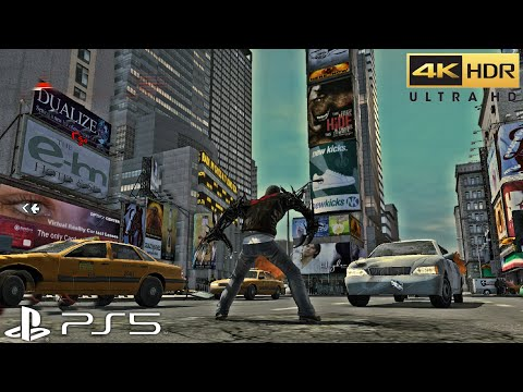 (New) Prototype - ps5™ gameplay [4k hdr]