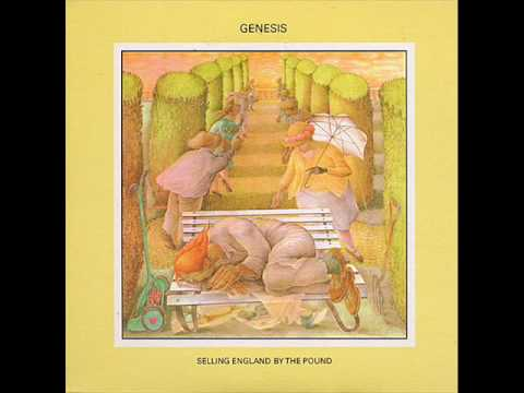 (New) Genesis - i know what i like (in your wardrobe)