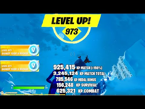 (New) How to get unlimited xp glitch in fortnite! 😱 (how to level up fast in season 5)