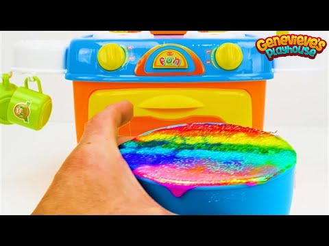 (Ver Filmes) Toy learning video for toddlers - learn spanish colors, shapes, and numbers with a birthday cake!