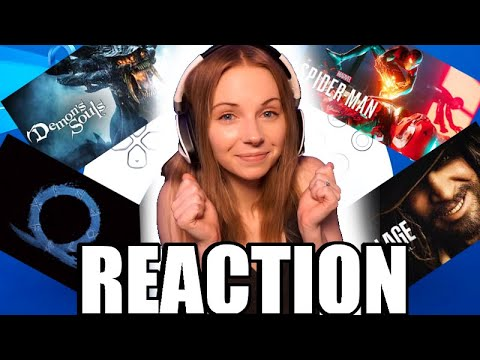 (New) Ps5 showcase full reaction | missclick gaming