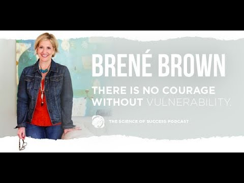 (HD) Dr. brené brown: the can't miss-interview on shame, self worth empathy e living a courageous life