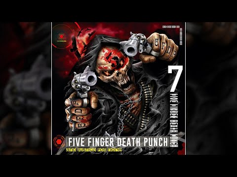 (New) Five finger death punch - and justice for none (deluxe) [full album + download]