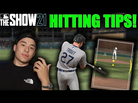 (New) Best hitting tips for mlb the show 21 from top player in the world!