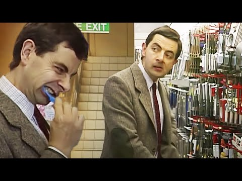 (Ver Filmes) The department store | mr bean full episodes | mr bean official