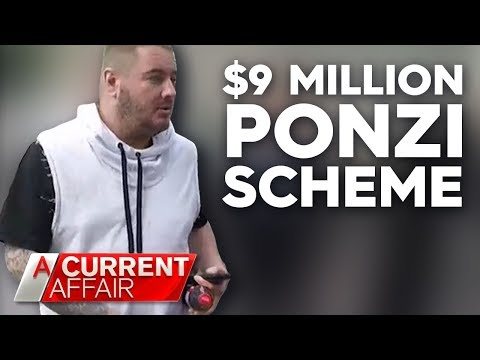 (New) Fraudster behind $9m ponzi scheme has panic attack before being jailed | a current affair