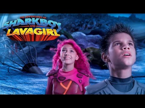 (New) As aventuras de sharkboy e lavagirl - part 11 dublado