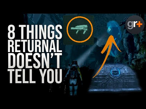 (New) Returnal tips | best guns | weapon traits | getting keys | finding ether
