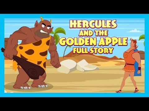 (Ver Filmes) Hercules and the golden apple full story |moral kids hut stories | tia and tofu storytelling
