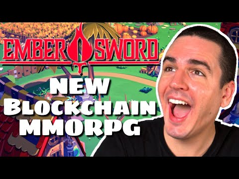(New) Novo grátis para jogar blockchain mmorpg ember sword! (epic play to earn crypto game w   no pay to win nfts)