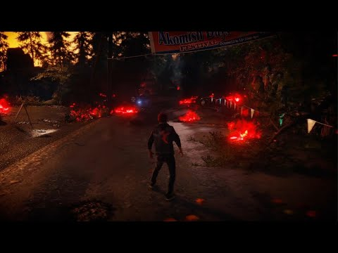 (New) Infamous™ second son game play ps5 1080p 60fps walkthrough part 1
