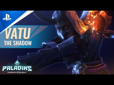 (New) Paladins - vatu reveal trailer | ps4