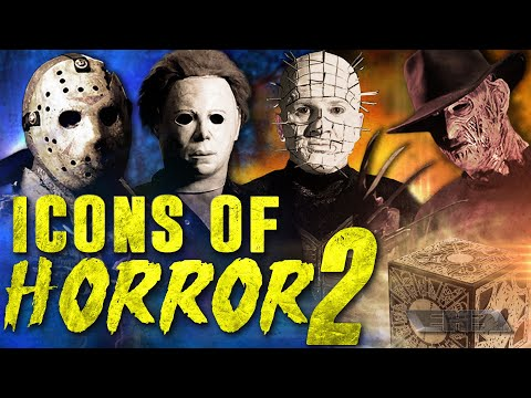 (Ver Filmes) Icons of horror 2 freddy krueger michael myers jason voorhees pinhead darkman candyman punisher