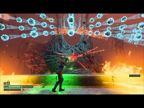 (New) Returnal nemesis boss fight ps5 4k hdr 60fps + ray tracing gameplay walkthrough - no commentary