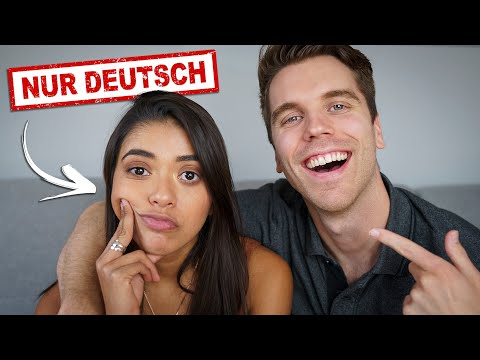 (New) I spoke only german to my mexican girlfriend for 24 hours again...