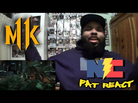 (New) Mortal kombat 11 ultimate rambo all intro dialogues reaction!!! -the fat react!