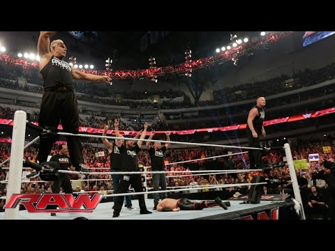 (New) The ascension disrespects the new world order: raw, january 19, 2015