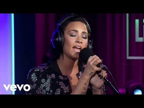 (New) Demi lovato - take me to church (hozier cover in the live lounge)