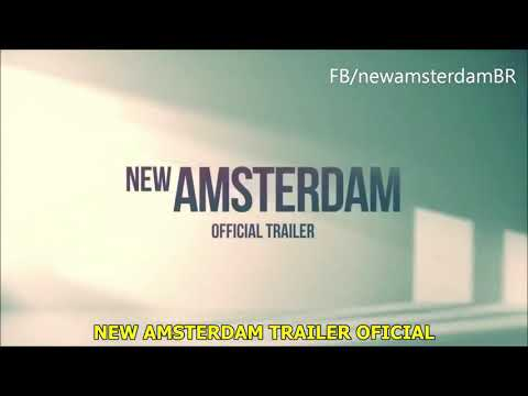 (New) New amsterdam [trailer legendado]