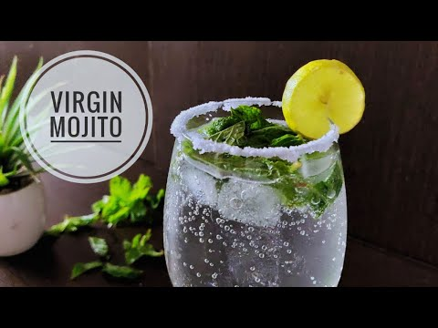 (New) Amazing virgin mojito| best non-alcoholic drink| refreshing-very easy | must try| 2020 | how to?