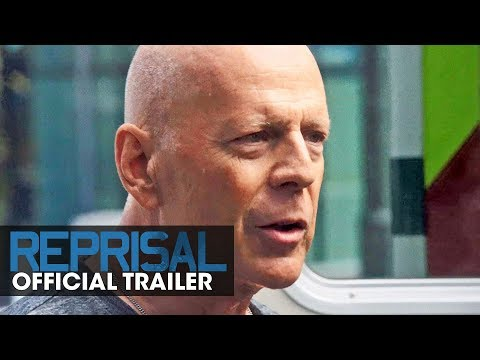 (New) Reprisal (2018 movie) official trailer – bruce willis, frank grillo