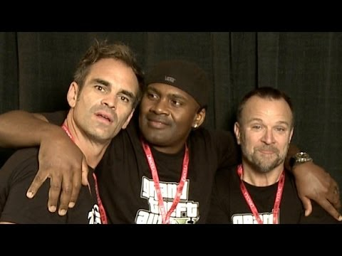 (New) Gta 5: michael, franklin, and trevor in the flesh