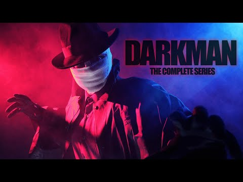 (Ver Filmes) Darkman - the complete series (a fan film by chris .r. notarile)