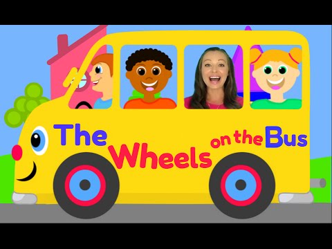 (Ver Filmes) The wheels on the bus - nursery rhymes for children, kids and toddlers