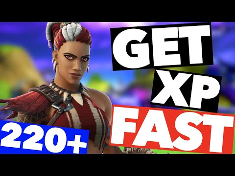 (New) How to get xp fast in fortnite chapter 2 season 4 best way | fortnite how to get xp fast season 4
