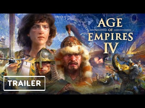 (New) Age of empires 4 - gameplay trailer | e3 2021