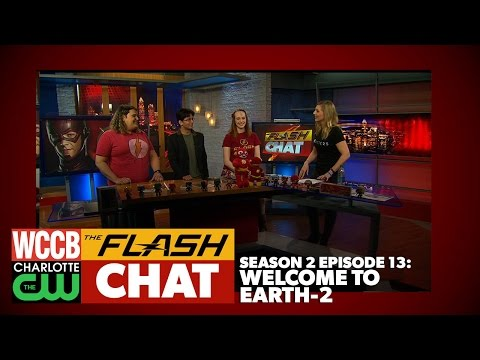 (New) Flash chat 213: welcome to earth-2