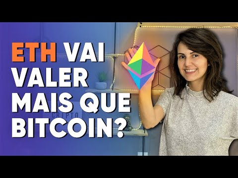 (New) Ethereum vai valer mais que bitcoin?