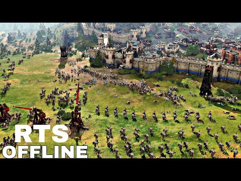 (New) 5 offline rts (real time strategy) games you should play on android 2020 part 1