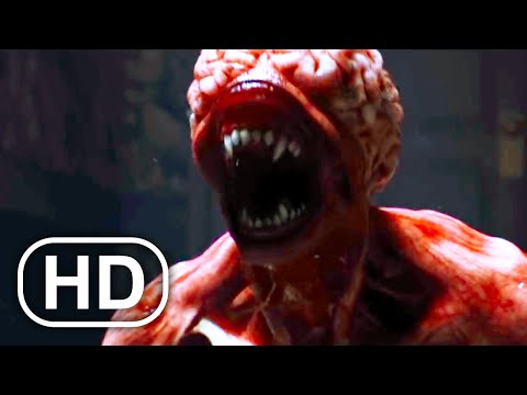 (New) Resident evil zombies full movie cinematic (2021) 4k ultra hd re2 e re3 all cinematics