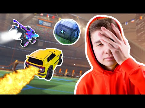 (HD) Things all the new rocket league players will learn soon (recording toxic players 3)