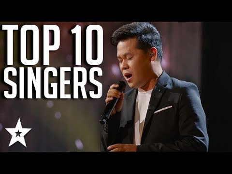 (New) Top 10 singers on americas got talent: the champions 2020 | got talent global