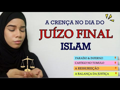 (New) O dia do juizo final no islam