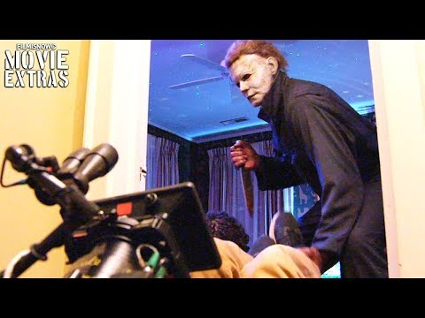 (Ver Filmes) Halloween (2018) | behind the scenes of horror cult movie