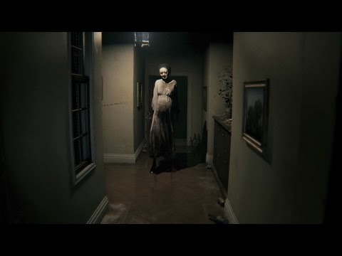 (New) P.t silent hill ps4