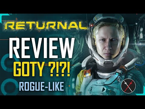 (New) Returnal review impressions: ps5 gameplay worth your time! a sci-fi like no other