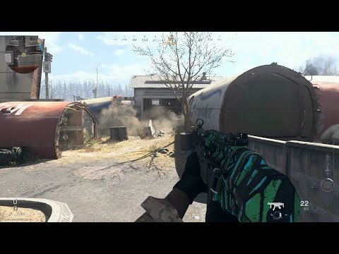 (New) Call of duty modern warfare: team deathmatch gameplay (no commentary)