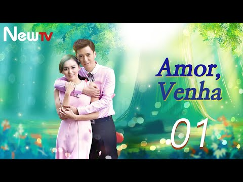 (New) 【sub portuguese】amor, venha │ love just come - ep 01